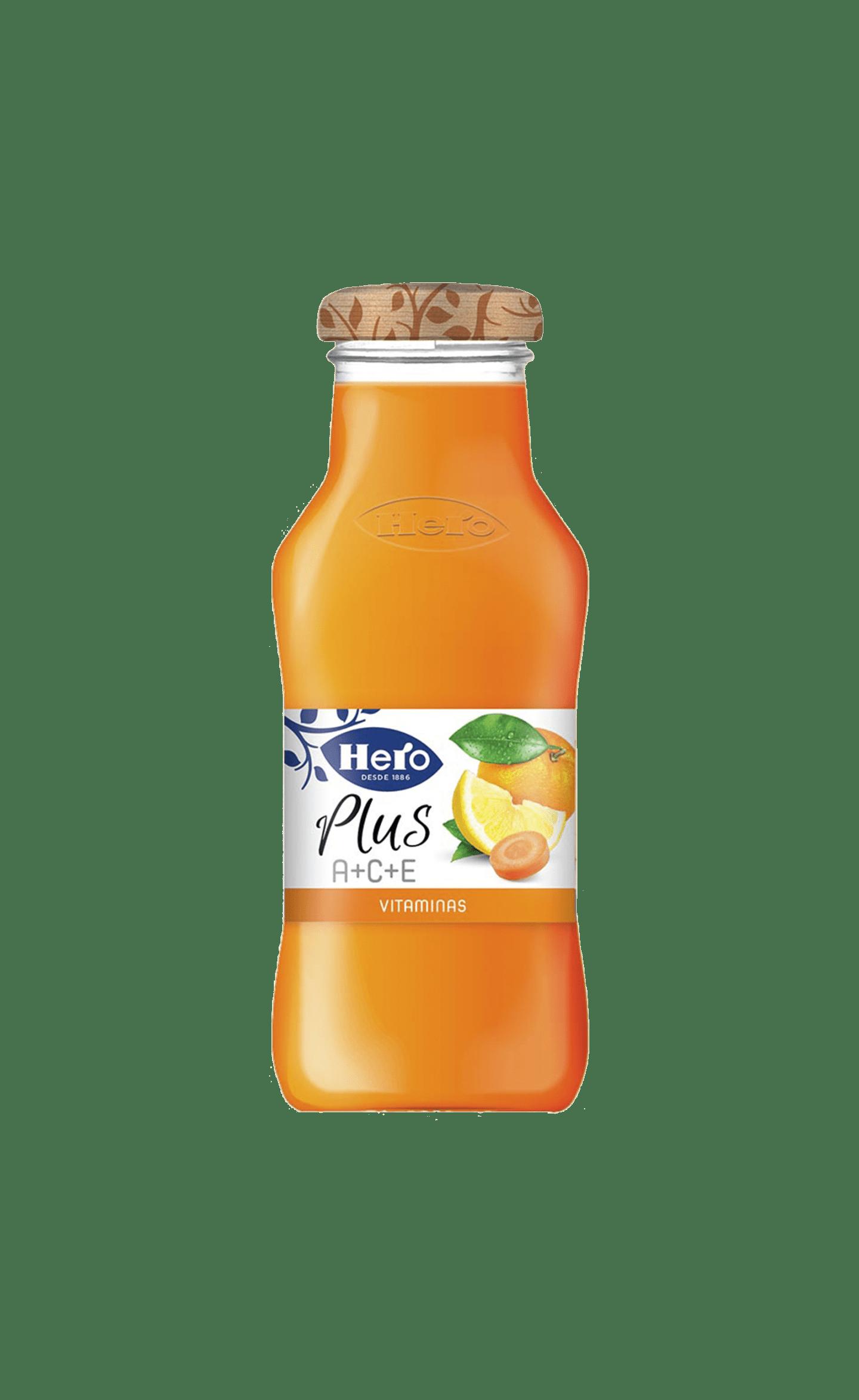 Néctar de vitaminas Hero Plus A+C+E