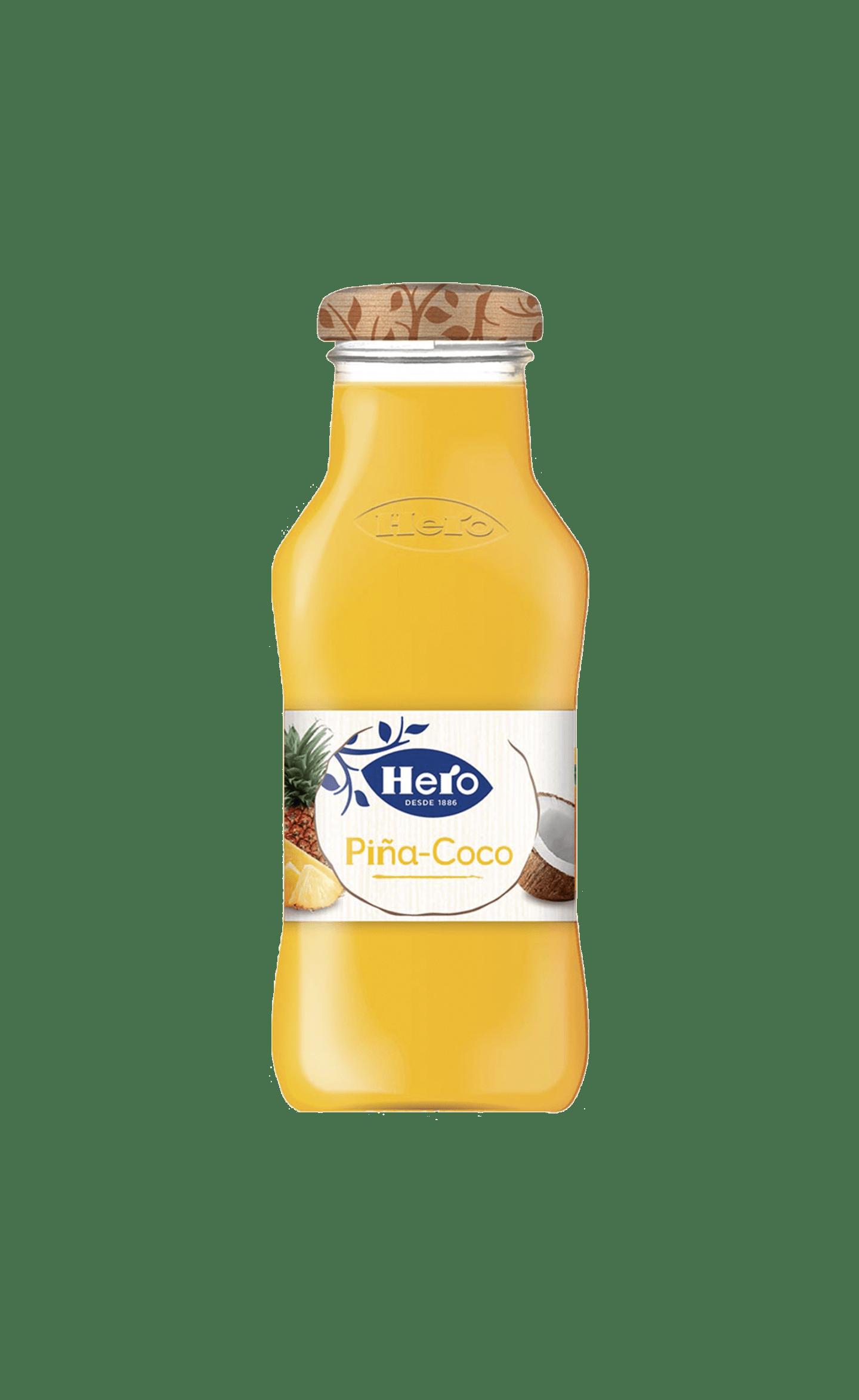 Néctar de Piña y Coco