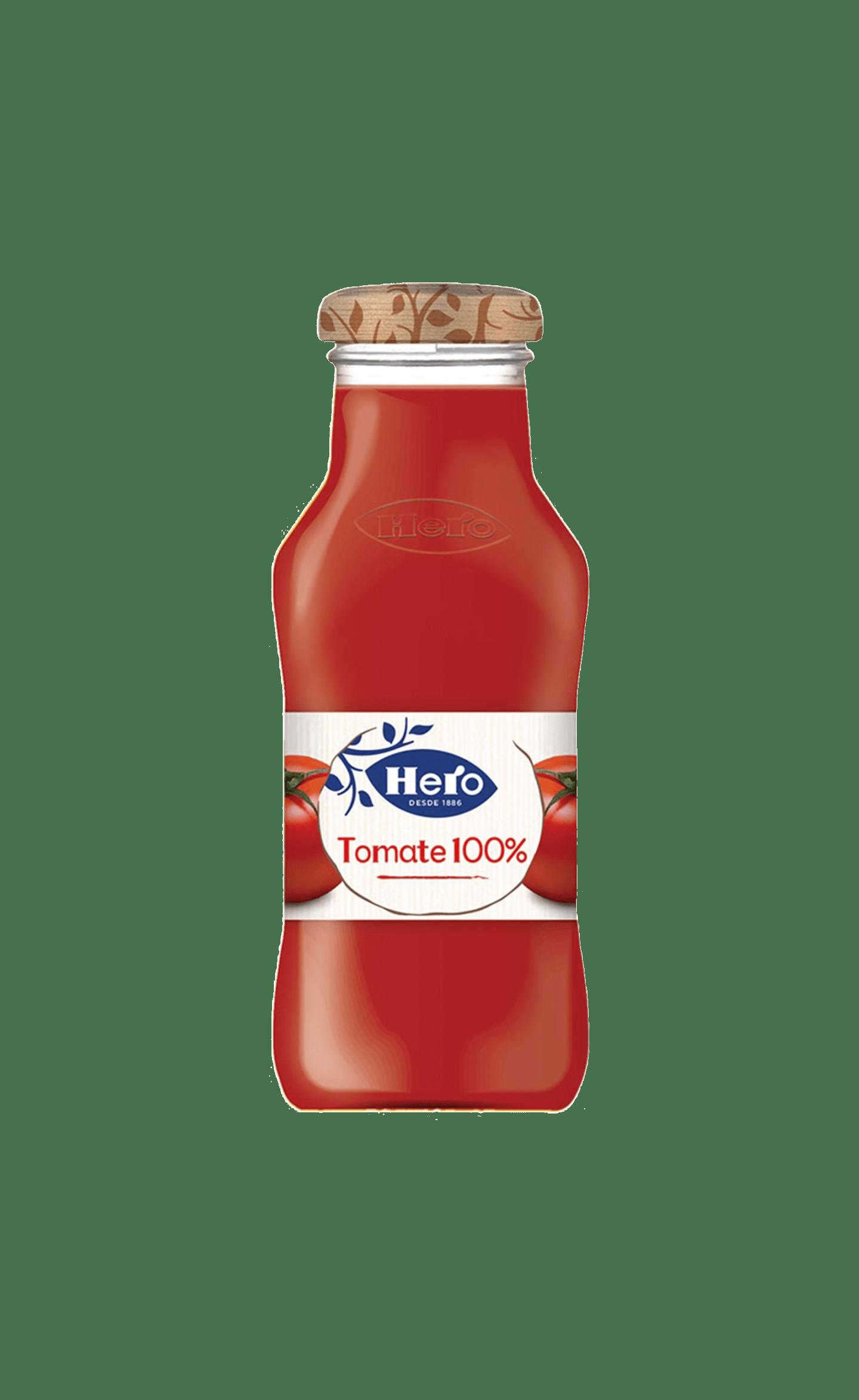 Zumo de tomate 100%