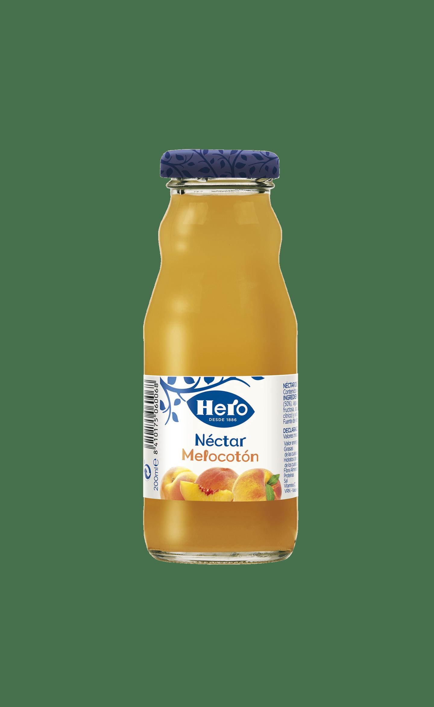 Néctar de melocotón