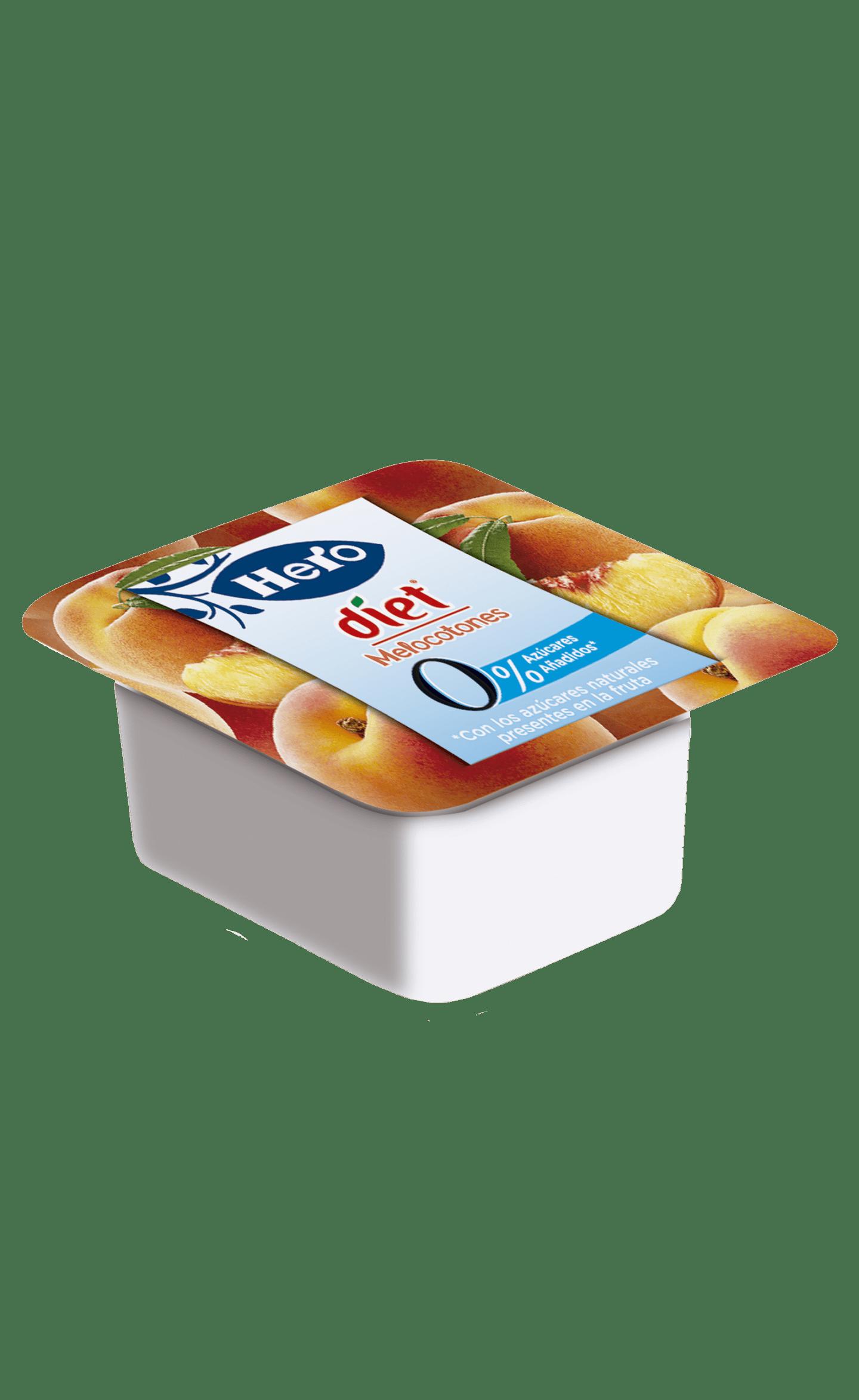 Envase Confitura Diet Melocotón