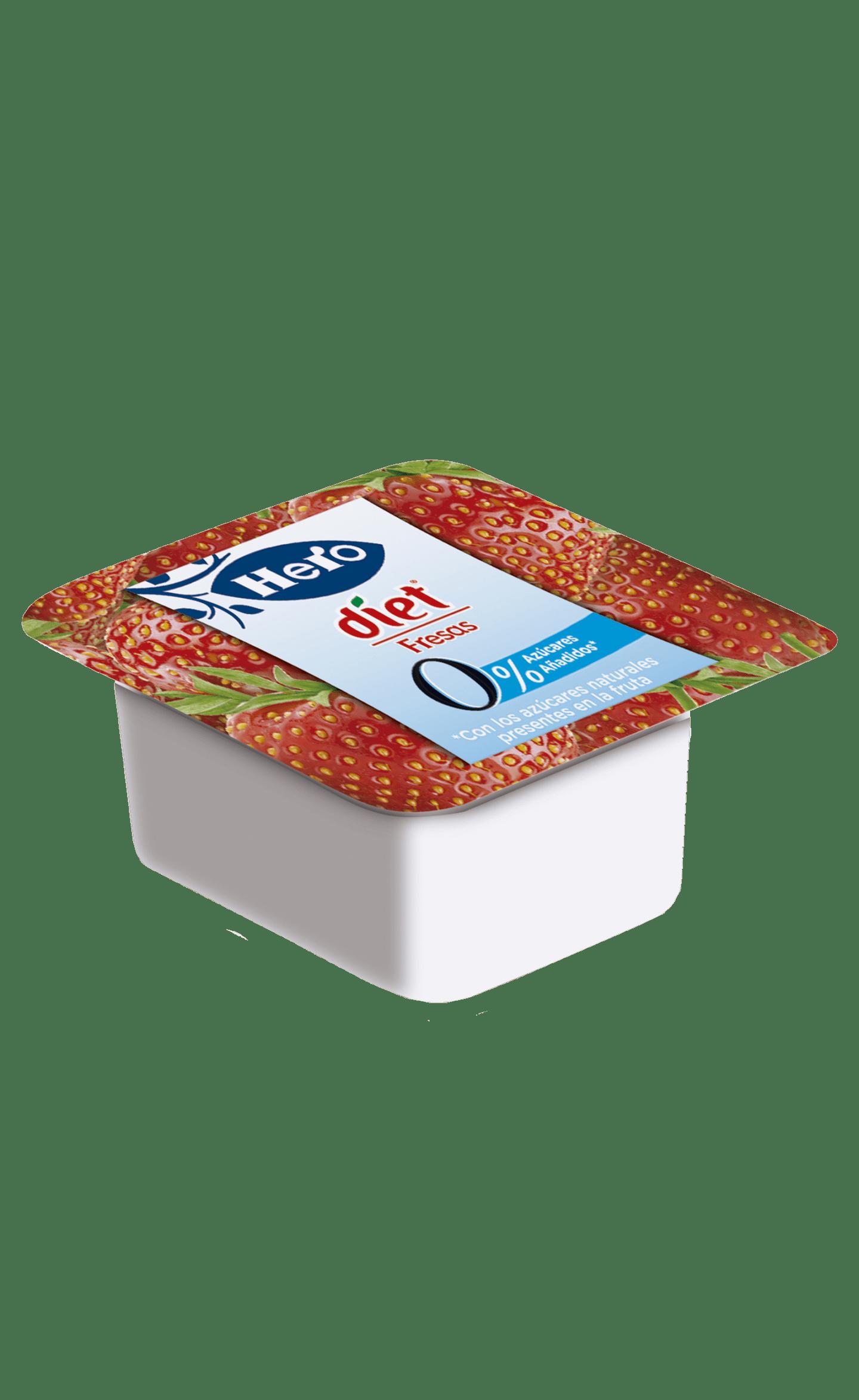 Envase Confitura Diet Fresa