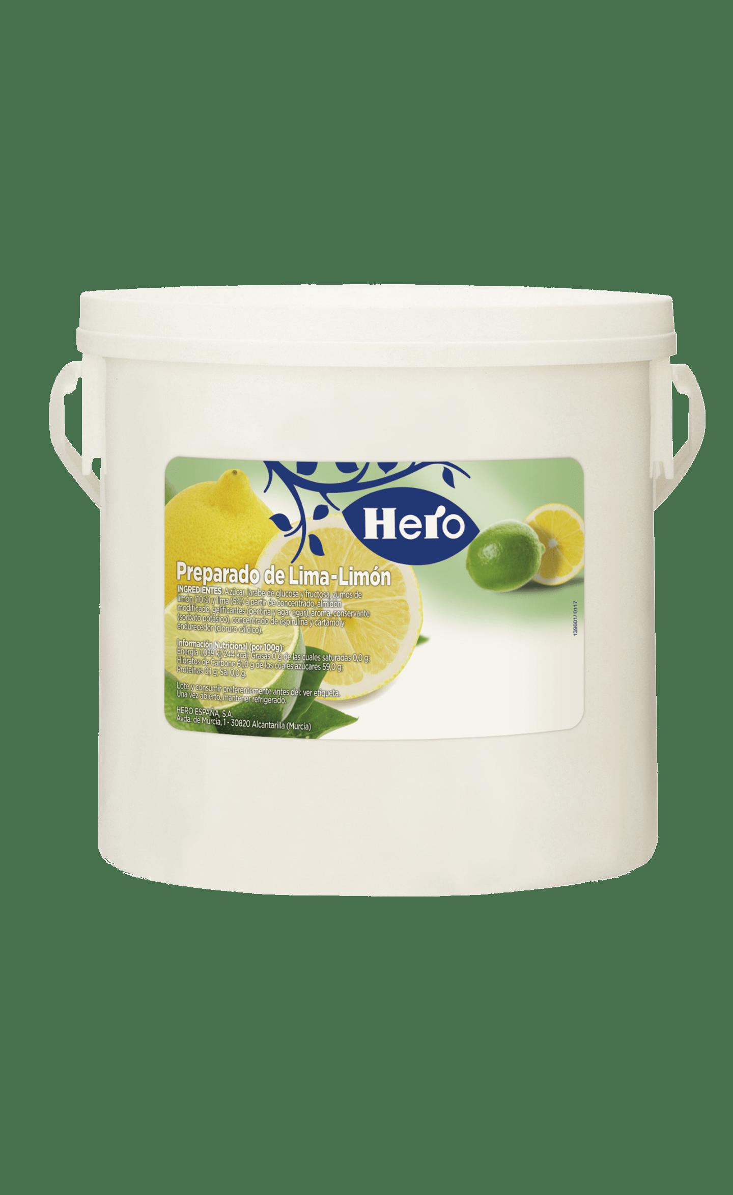 Preparado Lima Limón