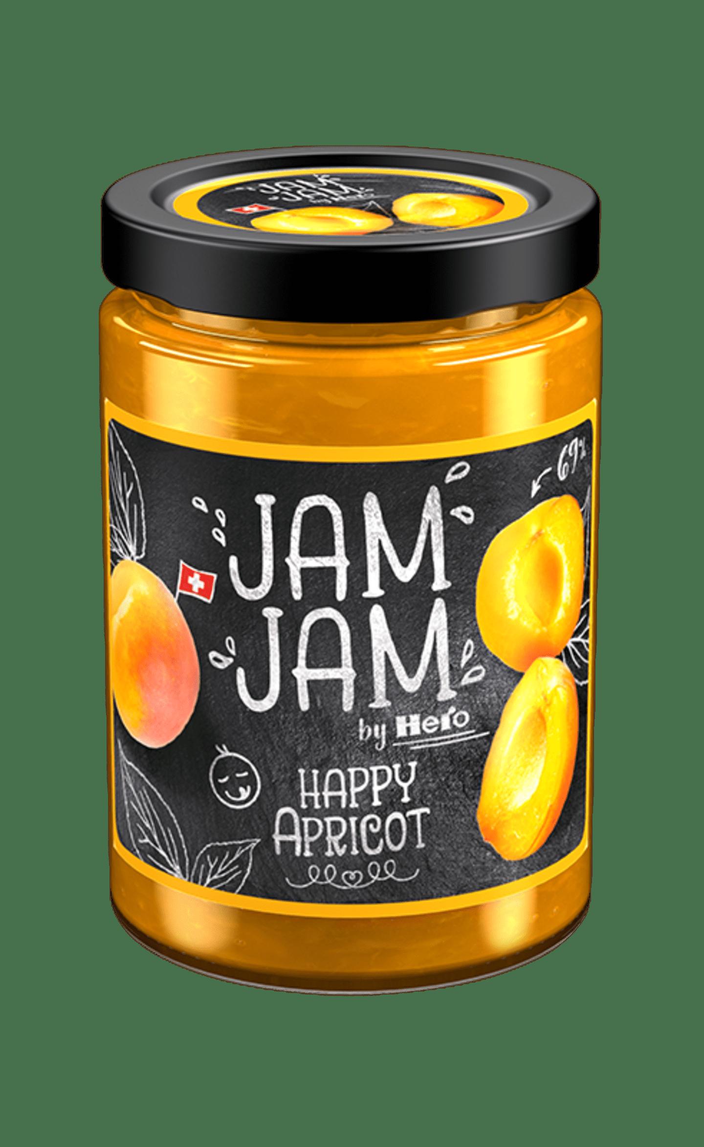 JAM JAM Konfitüre | Aprikose
