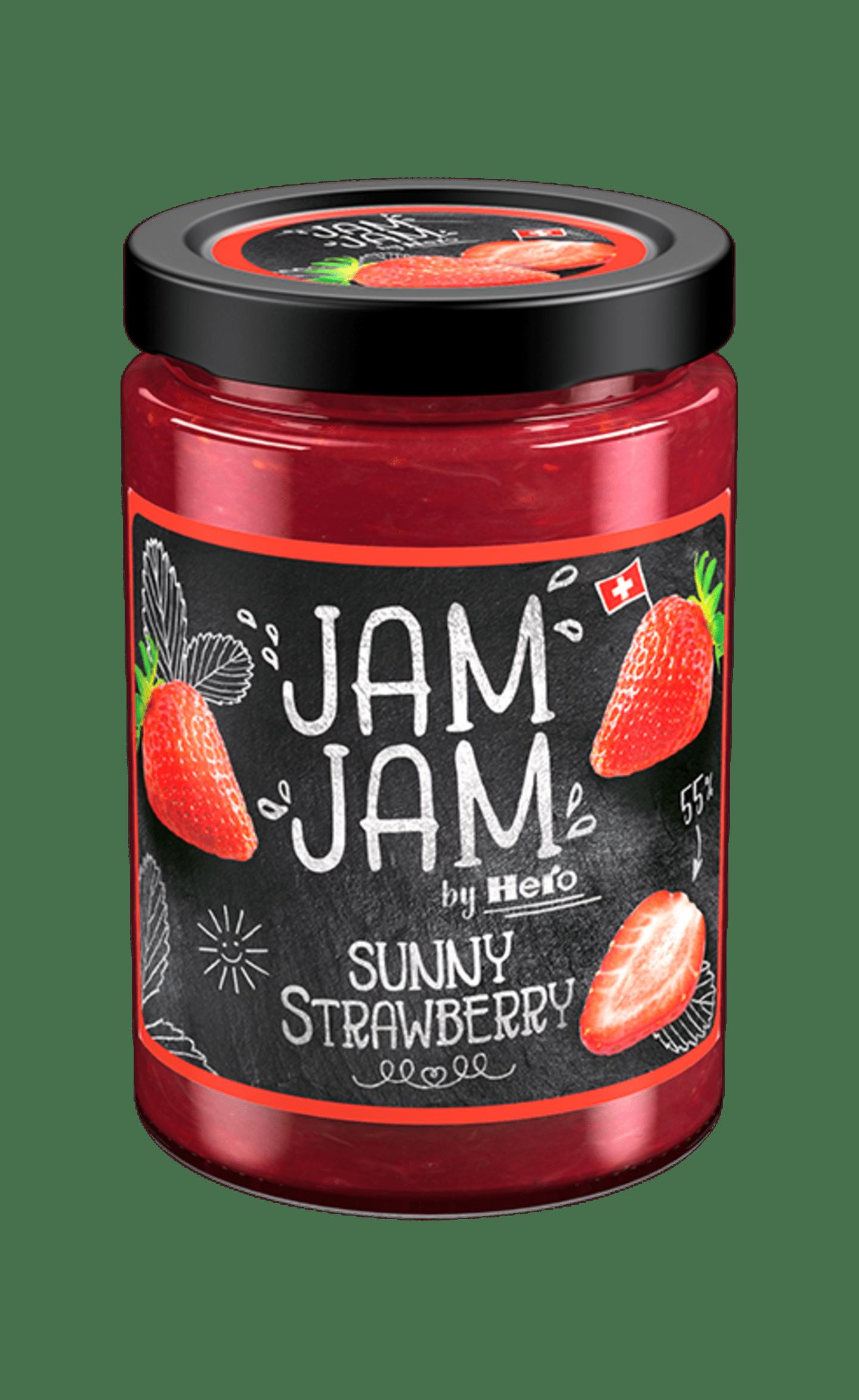 JAM JAM Konfitüre | Erdbeere
