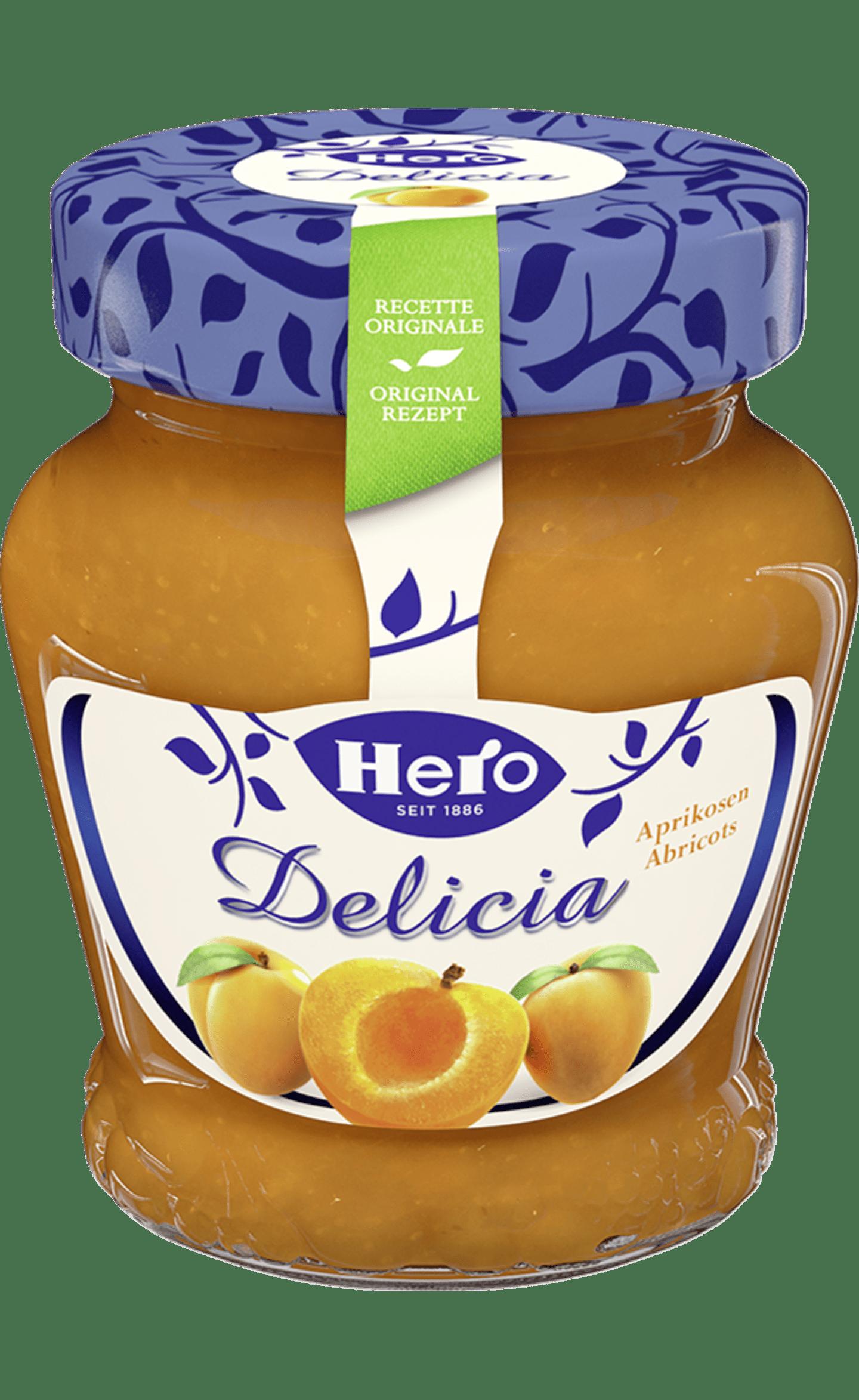 Hero Delicia Konfitüre | Aprikose