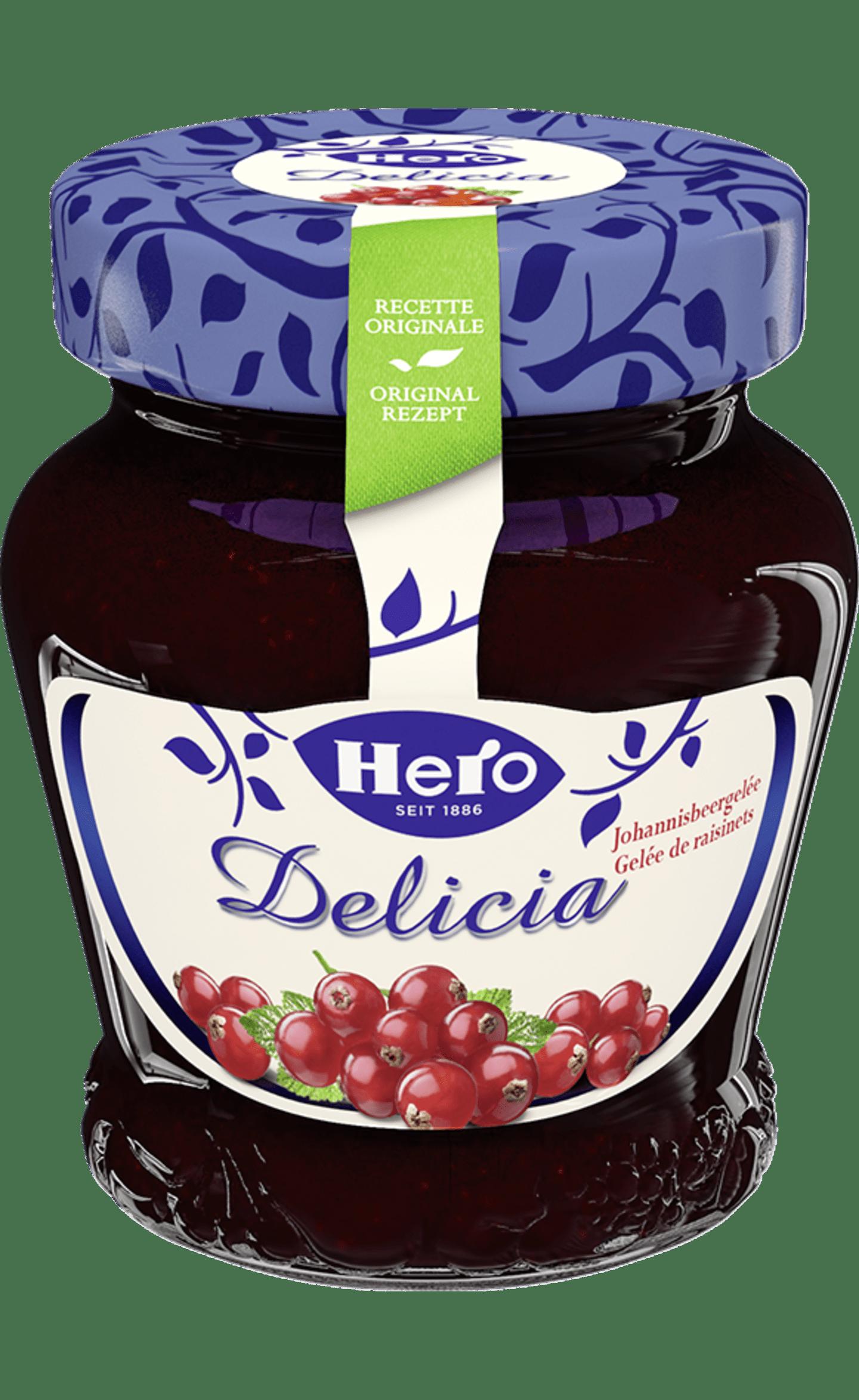 Hero Delicia Konfitüre | Johannisbeere