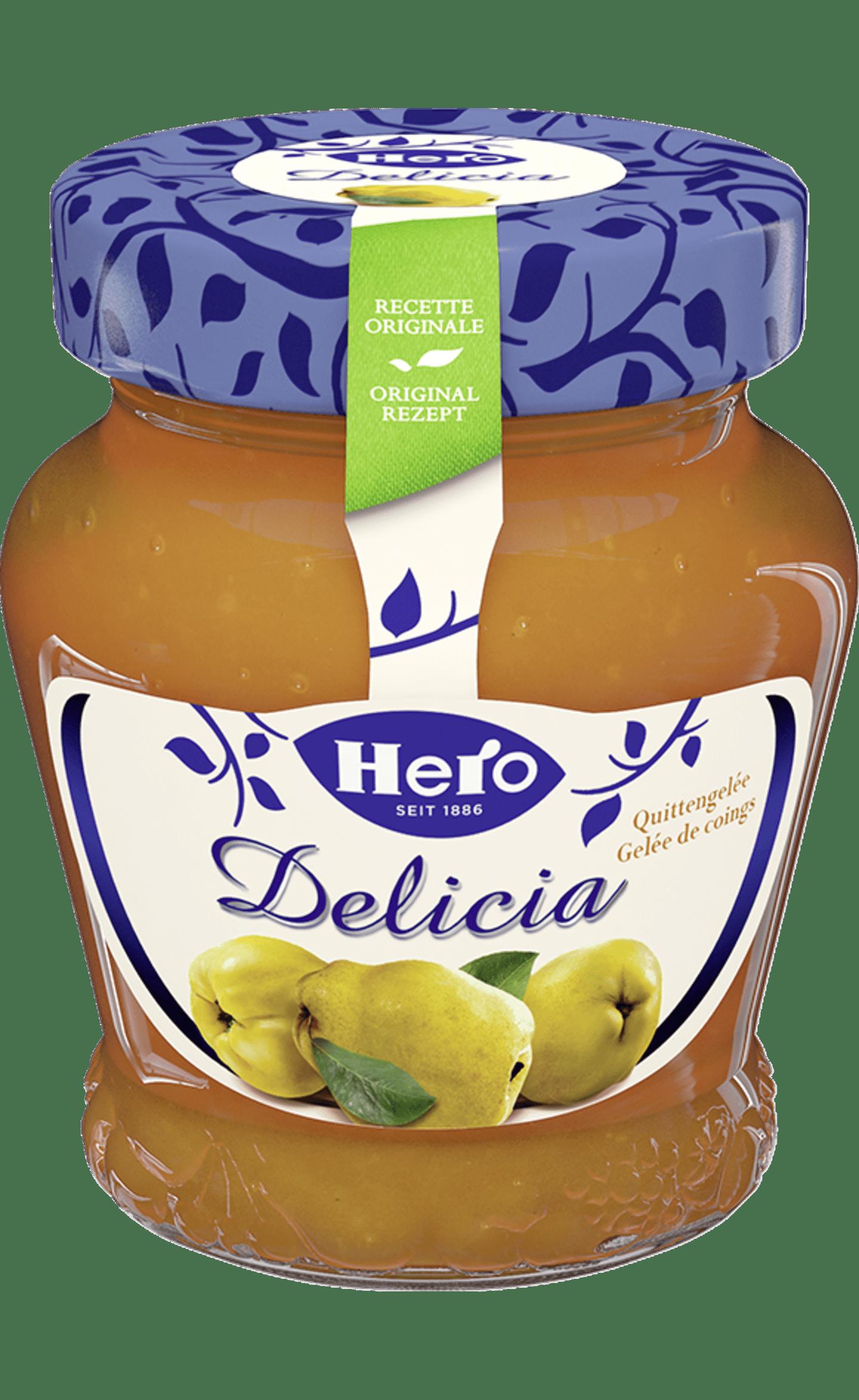 Hero Delicia Konfitüre | Quitte
