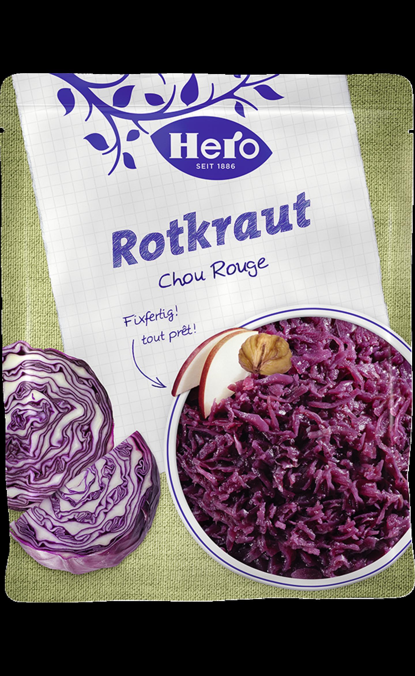 Rotkraut | Hero