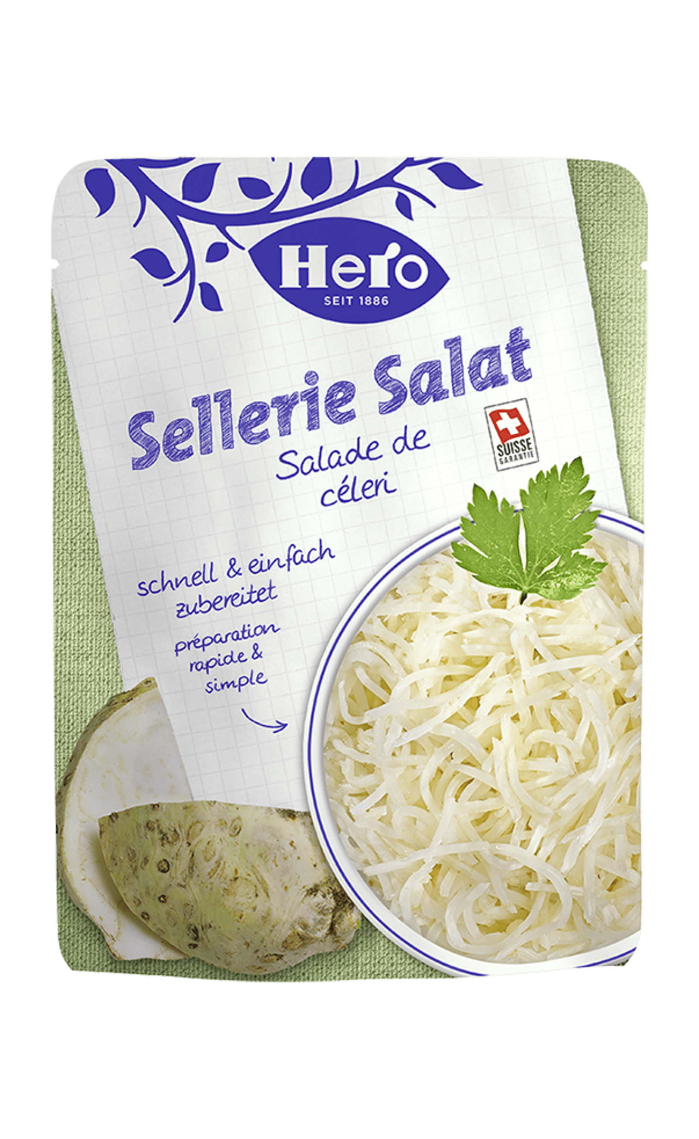 Sellerie Salat | Hero
