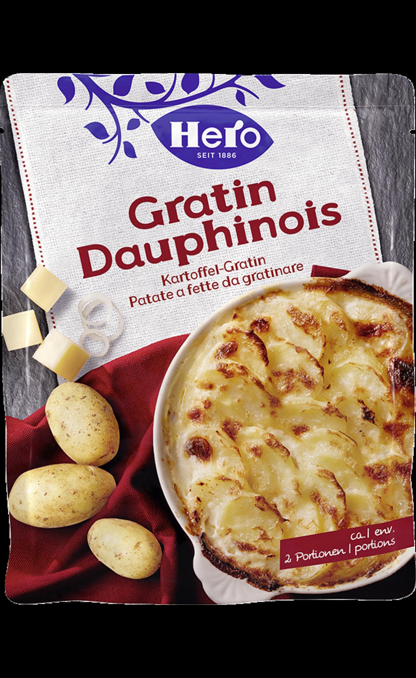 Grating Dauphinois | Hero