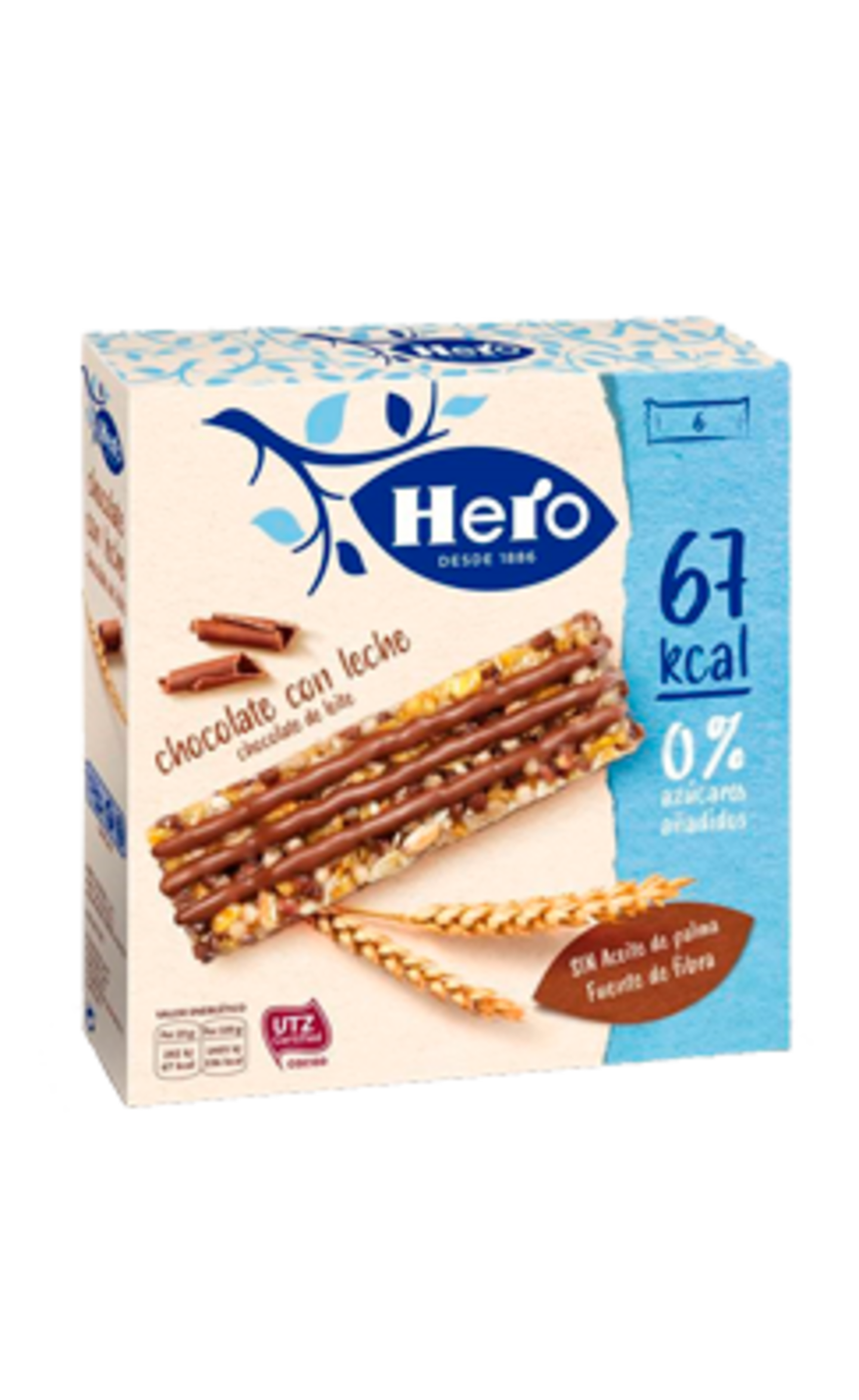 new choco leche 0%