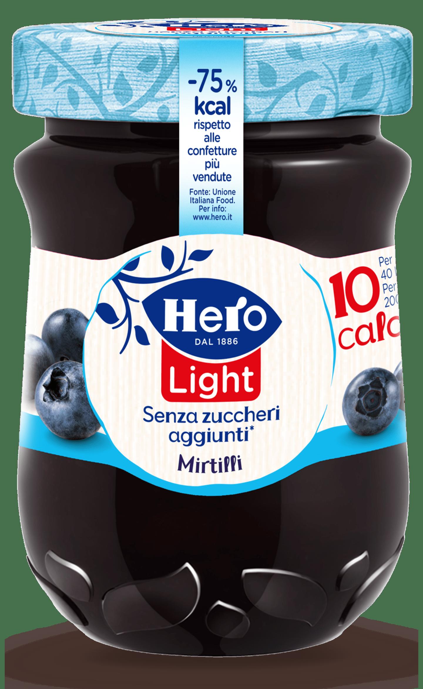 Marmellata di mirtilli hero light