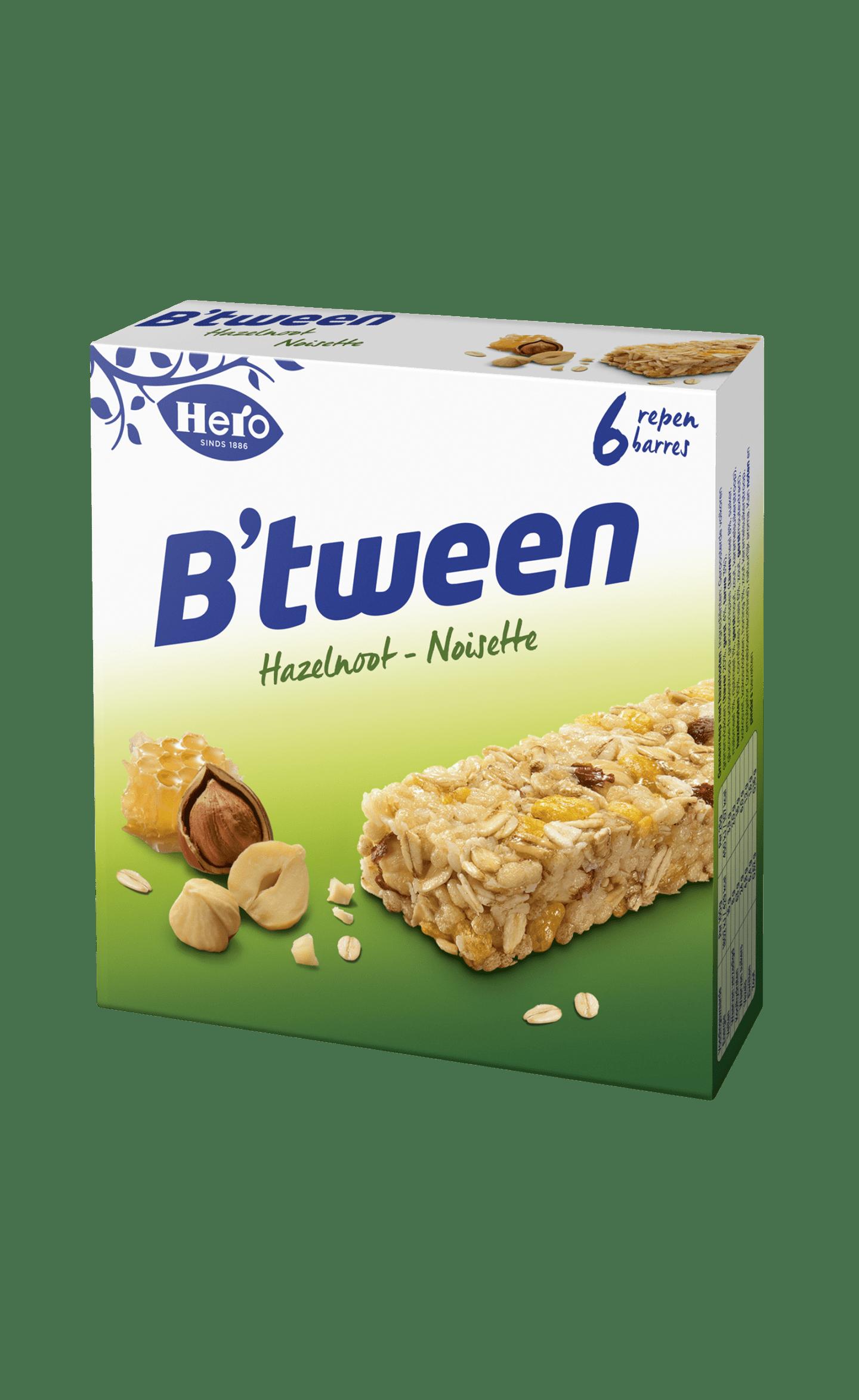 B'tween Hazelnoot