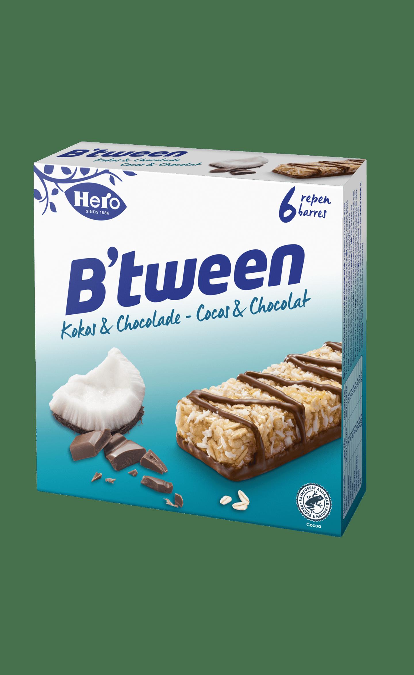 B'tween Kokos Chocolade