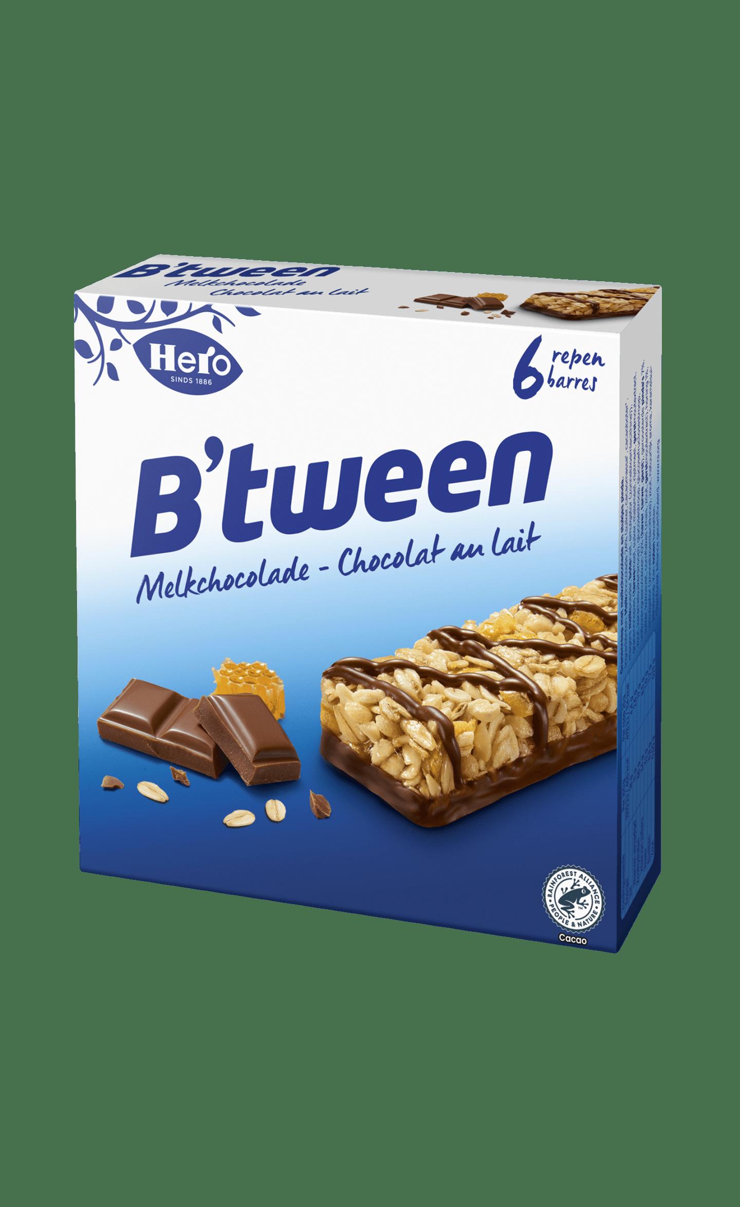 B'tween Melkchocolade