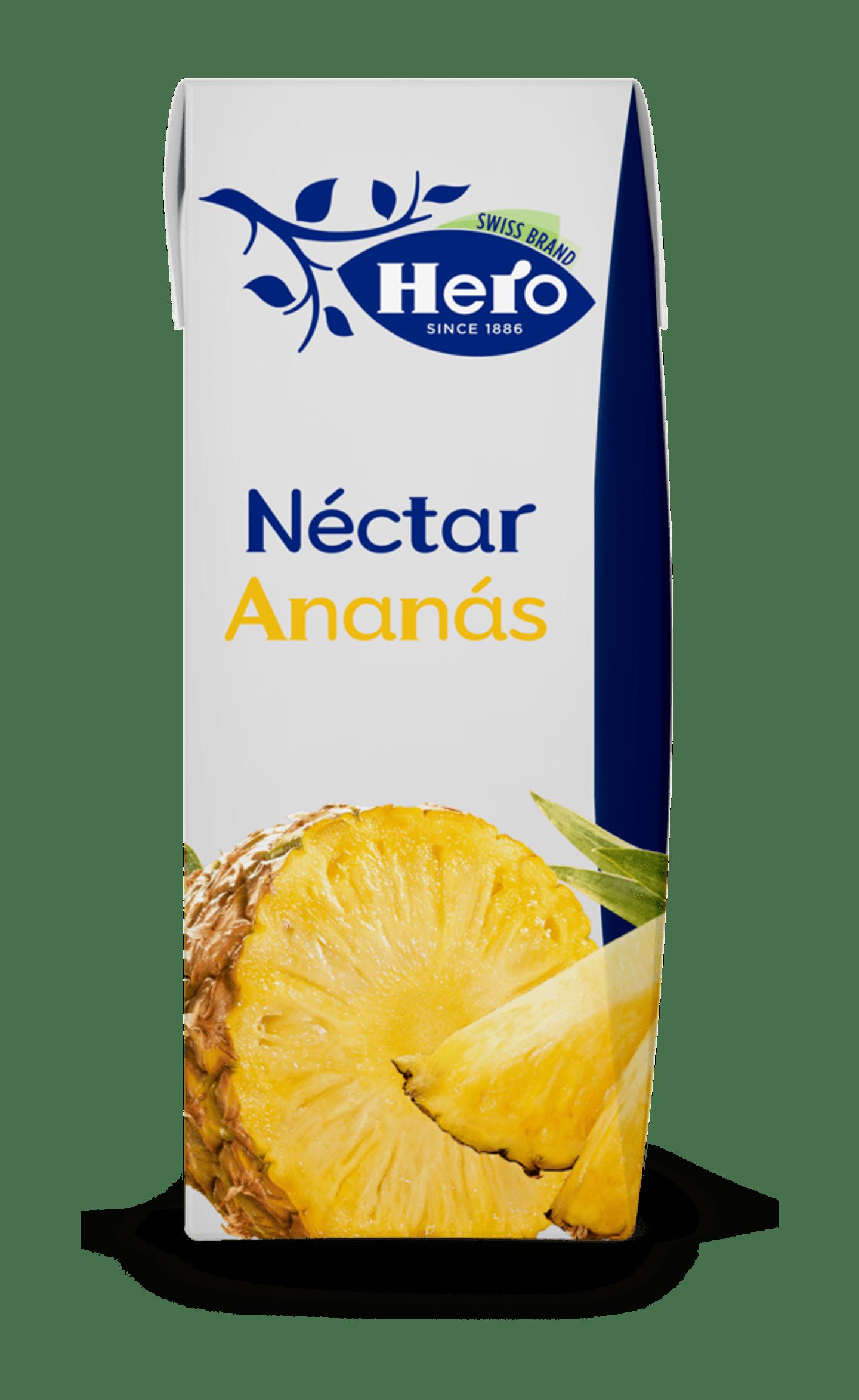 HERO NECTAR ANANÁS 200ml