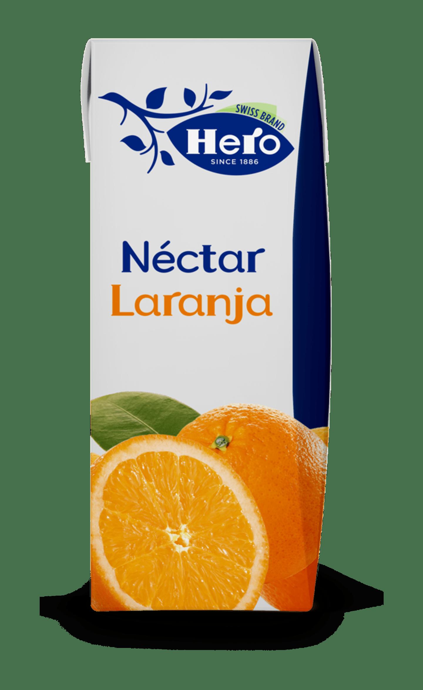 HERO NECTAR LARANJA 200ML