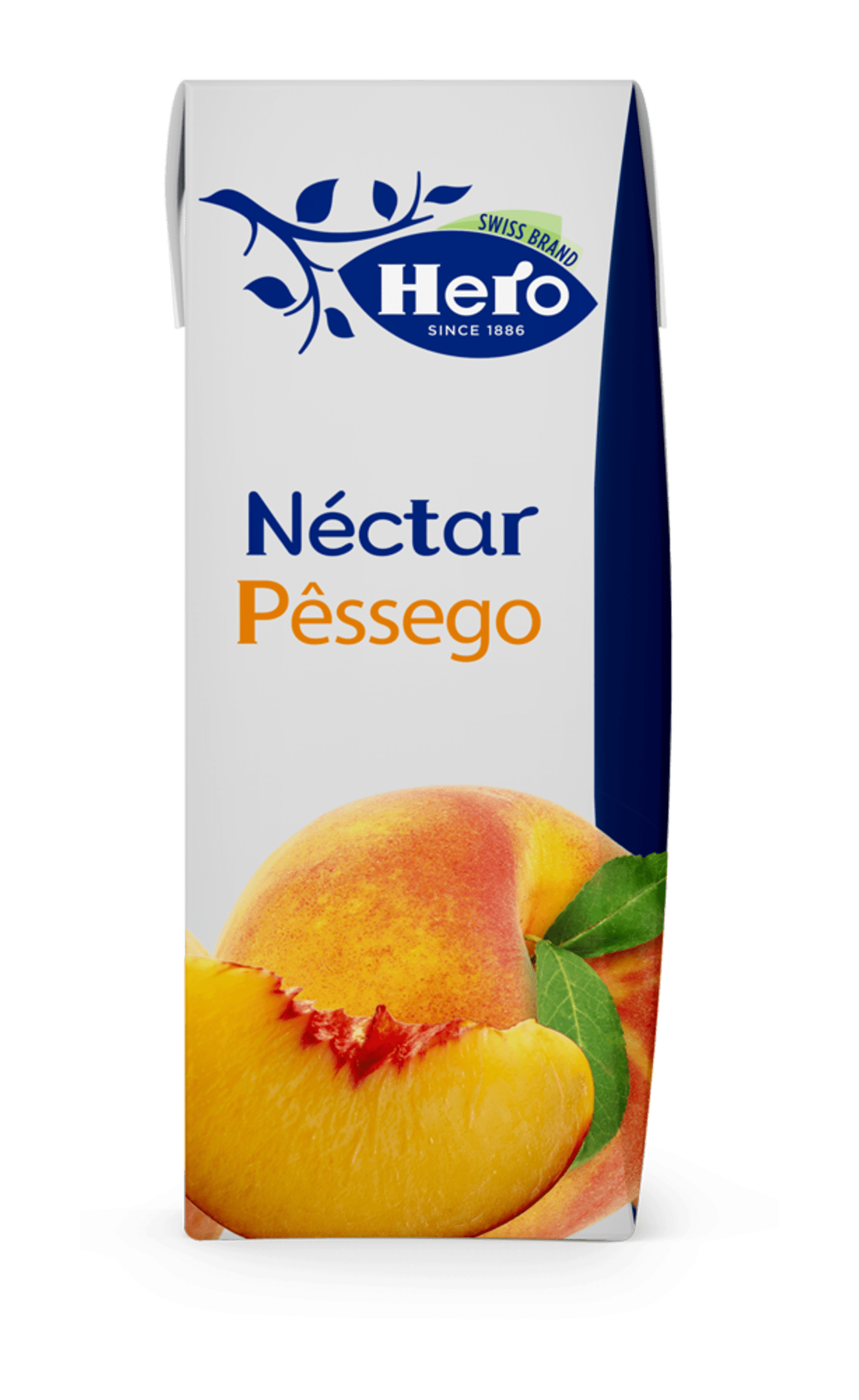 HERO NECTAR PESSEGO 200ML