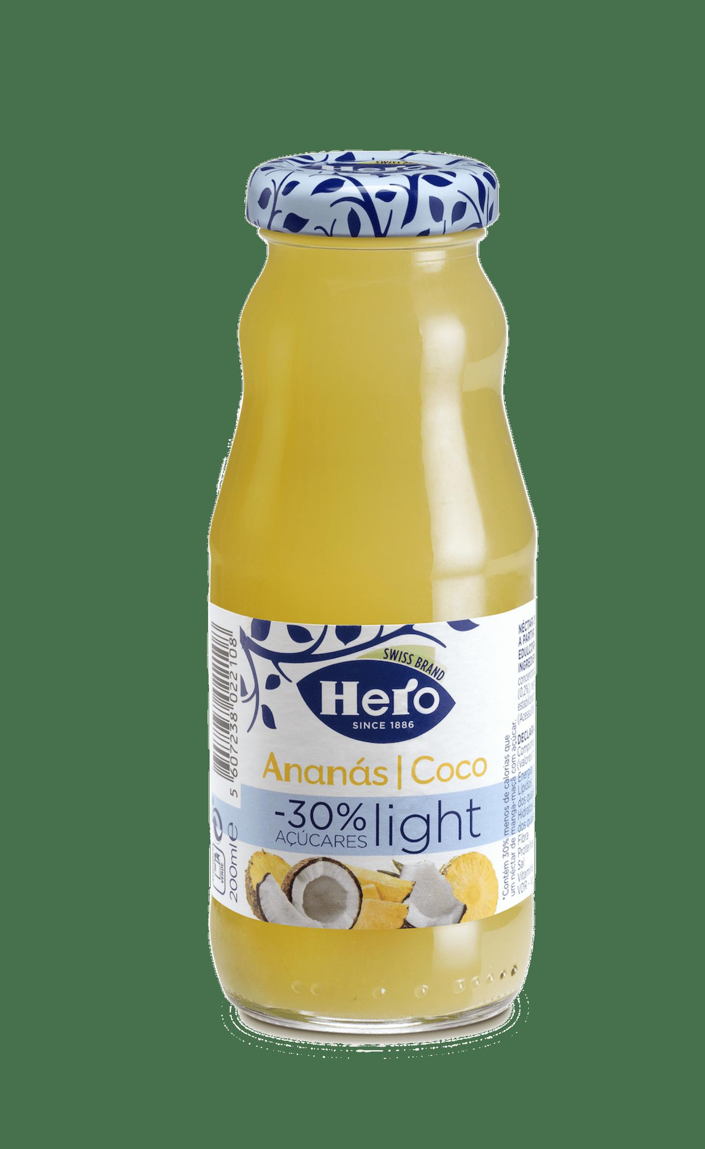 NECTAR ANANÁS COCO LIGHT