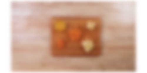 Tarrito casero de frutas variadas - Paso 1