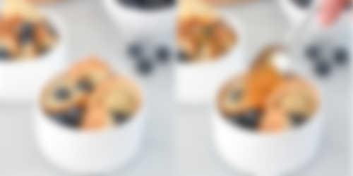 afbeelding bereiding broodpudding