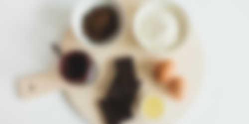 Ingredienten_Chocoladekersenmuffin
