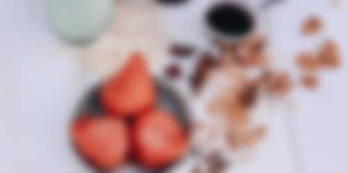 Ingredienten_Havermout met stoofperen, walnoten en kersenjam