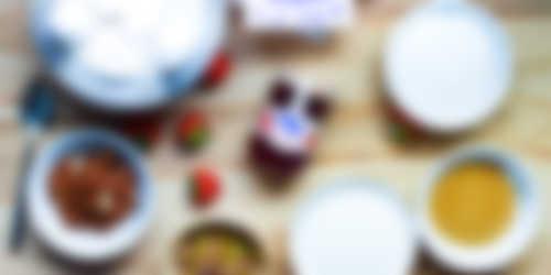 Ingredienten_Kokos_noten_plaattaart_aardbeienjam