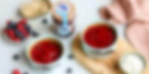 Bereiding bosvruchten kruimeltaartjes 2