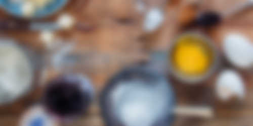 Ingredienten_Roomboterkoekjes met een hart van zwarte kersenjam