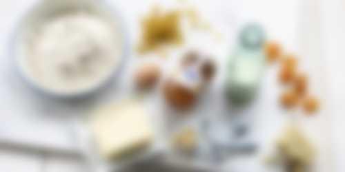 abrikozen kerststol - ingredienten