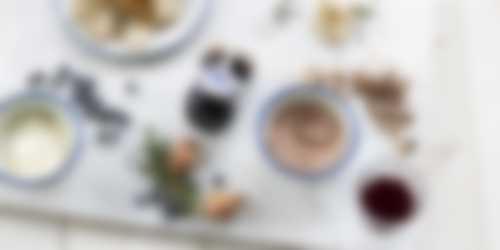 pate trifle - ingredienten