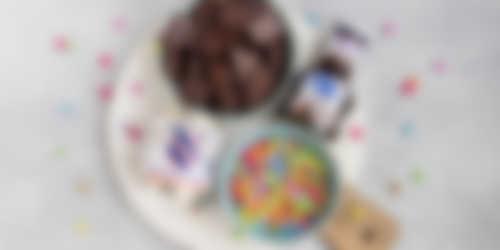 Choco fudge ingredienten