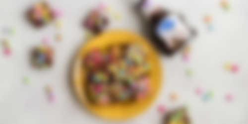 Choco fudge resultaat