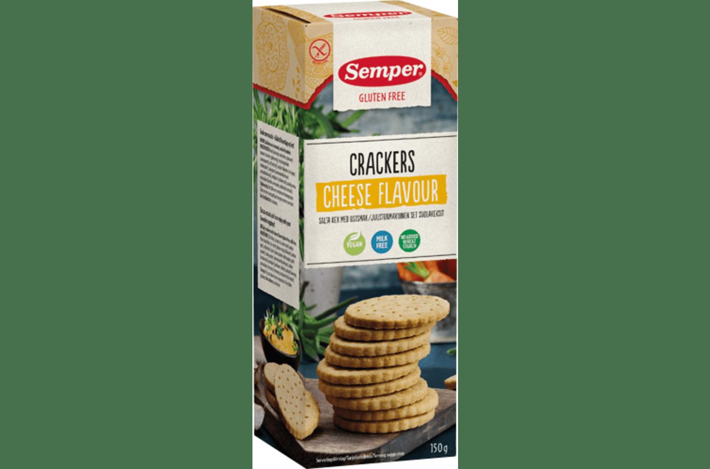 Cheese Cracker glutenfri