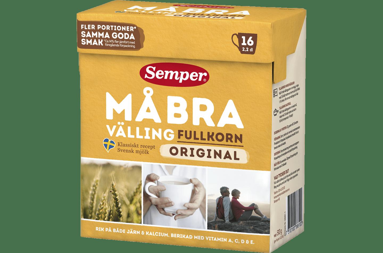 Må Bra välling Original - ny förpackning! - Semper