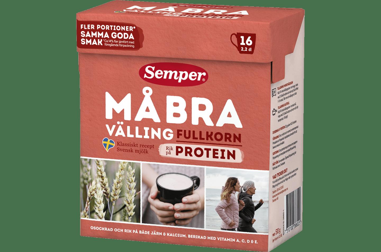 Må Bra välling Protein - ny förpackning! - Semper