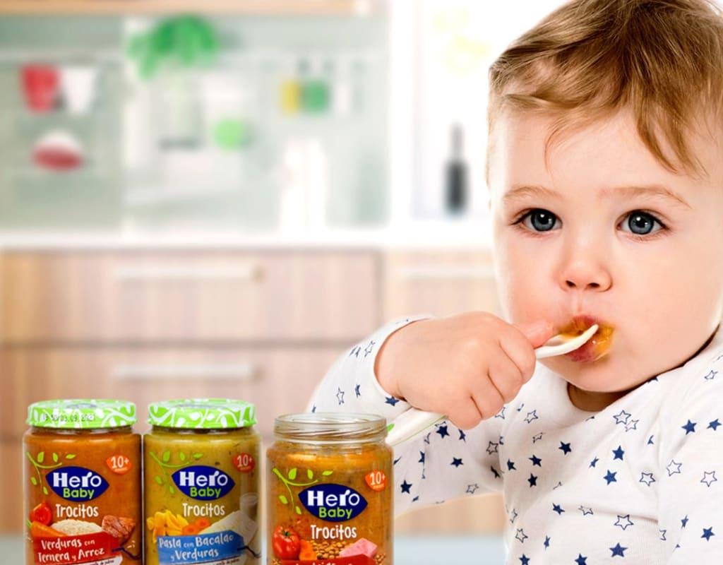 3 recetas para empezar a dar alimentos sólidos a los bebés