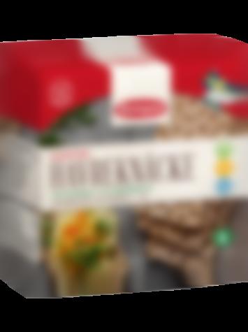 Semper Havreknäcke, ett glutenfritt och fiberrikt knäckebröd