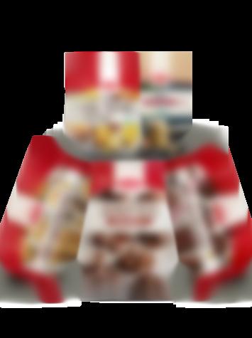 Glutenfritt kakor, kex och bullar från Semper