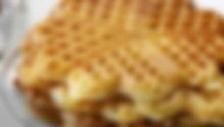 Glutenfria vafflor