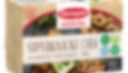 Semper Superknäcke Chia, ett glutenfritt och FODMAP-Friendly knäcke