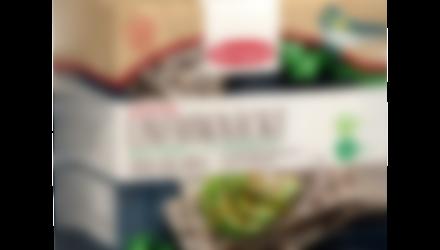 FODMAP-friendly linfröknäcke från Semper