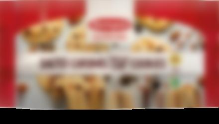 Glutenfri Salted Caramel Cookies - low fodmap