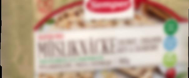 Semper Müsliknäcke, ett glutenfritt och FODMAP-Friendly knäcke