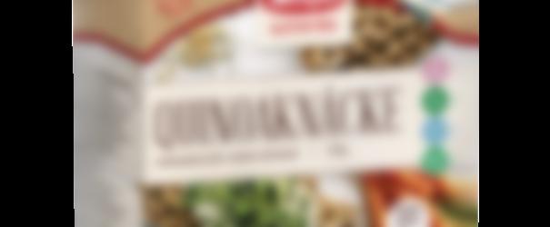 FODMAP-friendly quinoaknäcke från Semper