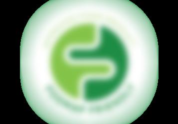 Den gröna och vita symbolen visar att produkten är FODMAP-certifierad