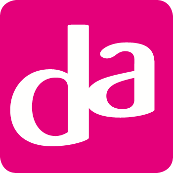 Logo retailer DA
