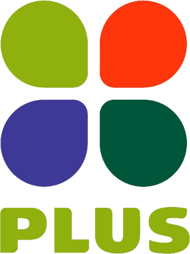 Logo retailer Plus
